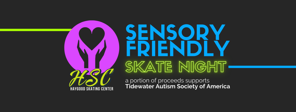 Sensory Friendly Skate