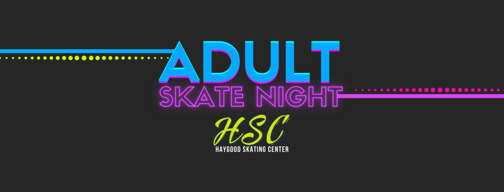 Adult Skate Night Cover Photo