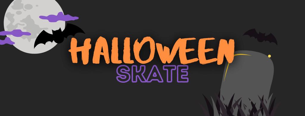 Halloween Skate Night Cover Photo